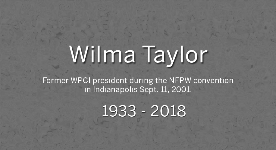 Former president Wilma Taylor dies at 85